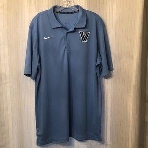 Nike Villanova Dri-Fit Polo